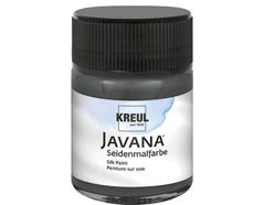 K8108 Pintura para seda negro primario Javana