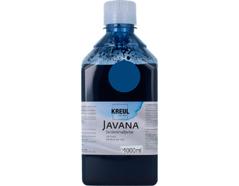 K8110-1LTR Pintura para seda azul marino Javana