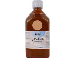 K8111-1LTR Pintura para seda marron claro Javana
