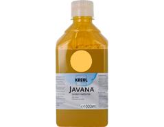 K8115-1LTR Pintura para seda amarillo oro Javana