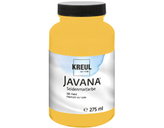 K8115-275 Pintura para seda amarillo oro Javana