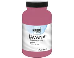 K8117-275 Pintura para seda burdeos Javana
