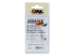 K81175 Boquilla metalica con rosca Javana