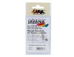 K81177 Boquilla metalica con rosca Javana