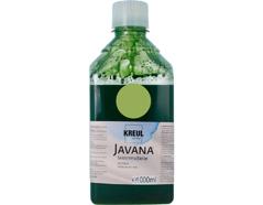 K8120-1LTR Pintura para seda verde oliva Javana
