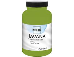 K8120-275 Pintura para seda verde oliva Javana