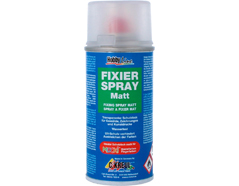 K812150 Spray fijador mate Hobby line