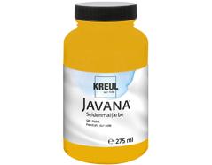 K8122-275 Pintura para seda amarillo sol Javana