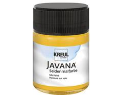 K8122 Pintura para seda amarillo sol Javana