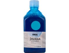 K8125-1LTR Pintura para seda azul azure Javana