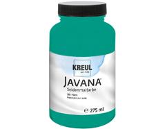 K8126-275 Pintura para seda verde hoja Javana