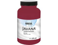 K8128-275 Pintura para seda carmesi Javana