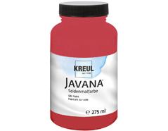 K8129-275 Pintura para seda orquidea Javana