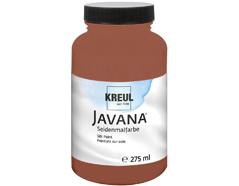 K8137-275 Pintura para seda granate Javana