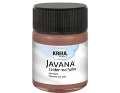 K8137 Pintura para seda granate Javana