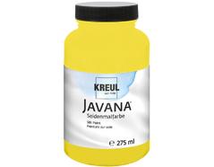K8139-275 Pintura para seda amarillo fluor Javana
