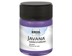K8143 Pintura para seda violeta 1 Javana