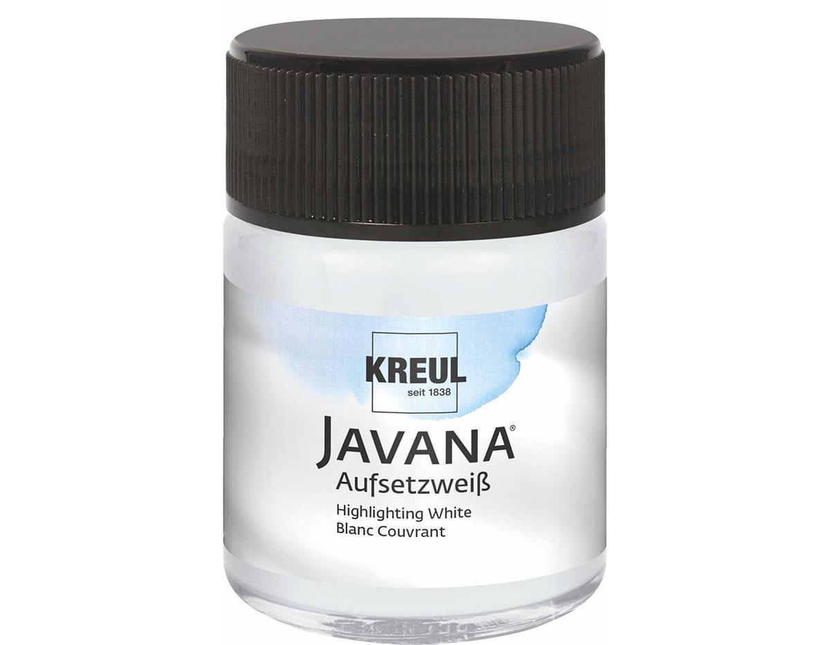 K814550 Pintura blanco cubriente Javana