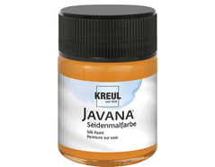 K8146 Pintura para seda naranja fluor Javana