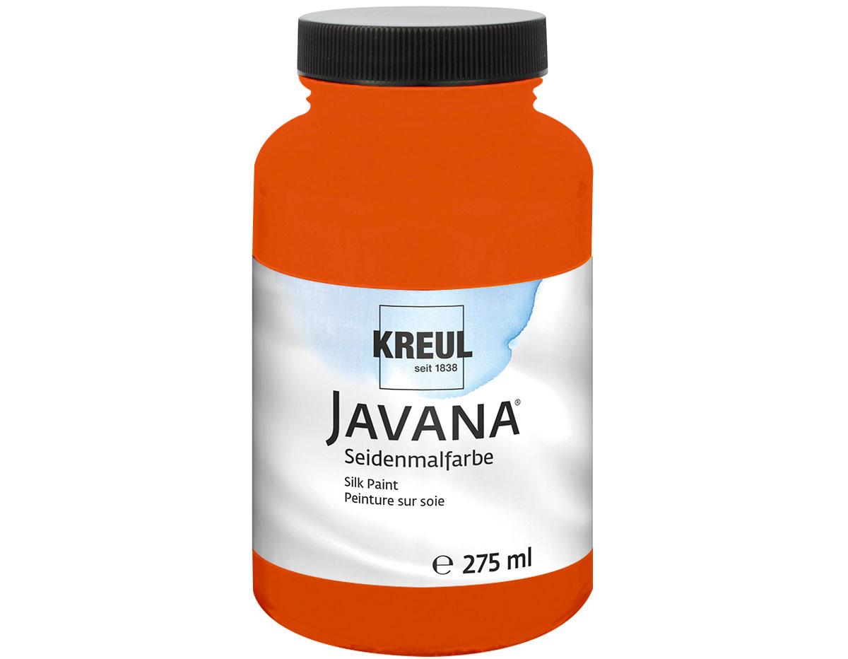 K8147-275 Pintura para seda rojo fluor Javana