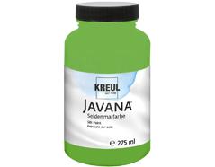 K8149-275 Pintura para seda verde fluor Javana