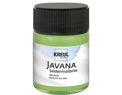 K8149 Pintura para seda verde fluor Javana