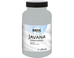 K8154-275 Pintura para seda gris plata Javana