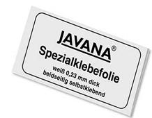 K815656 K815656- JAVANA Hoja adhesiva Javana