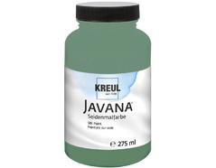K8161-275 Pintura para seda esmeralda Javana
