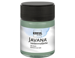 K8161 Pintura para seda esmeralda Javana
