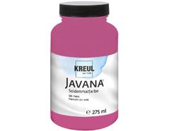 K8174-275 Pintura para seda magenta Javana