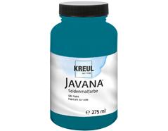 K8177-275 Pintura para seda azul artico Javana