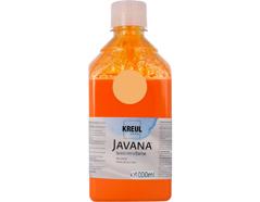 K8182-1LTR Pintura para seda albaricoque Javana