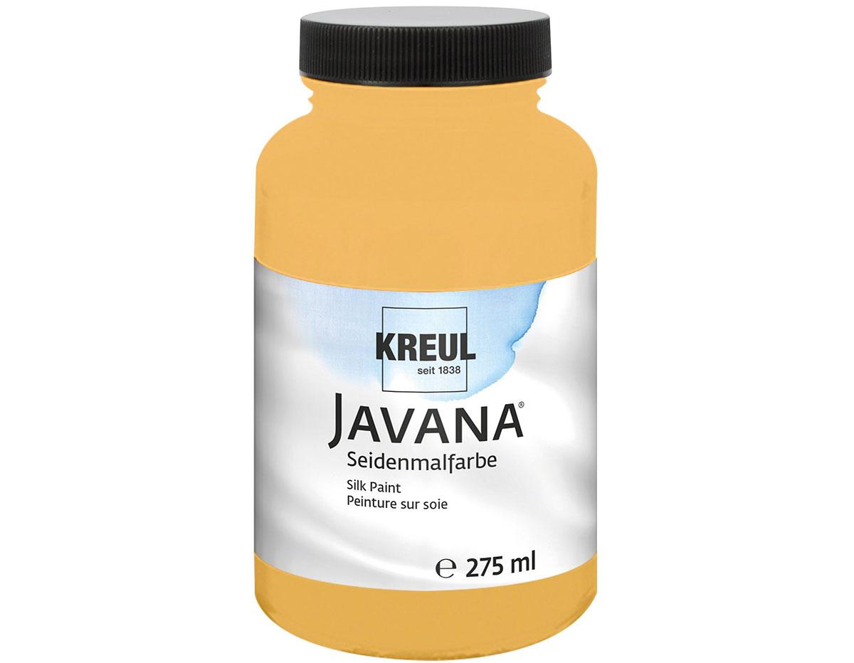 K8184-275 Pintura para seda ambar Javana