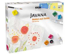 K81845 Kit pintura para seda El mundo de la pintura sobre seda Javana