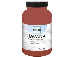 K8188-275 Pintura para seda berenjena Javana