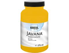 K8192-275 Pintura para seda amarillo maiz Javana