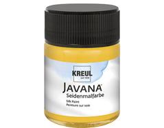 K8192 Pintura para seda amarillo maiz Javana