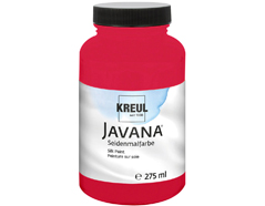 K8194-275 Pintura para seda cereza Javana