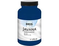 K8196-275 Pintura para seda azul noche Javana