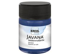 K8196 Pintura para seda azul noche Javana