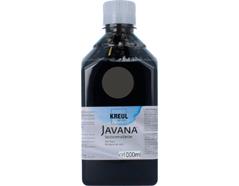K8197-1LTR Pintura para seda negro jet Javana