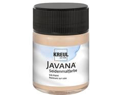 K8199 Pintura para seda beige Javana