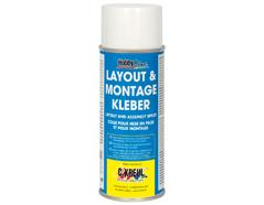 K880400 Spray adhesivo removible con canula Hobby line