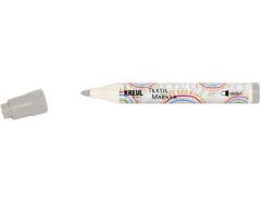 K90770 Rotulador para textil translucido gris punta bala Javana tex