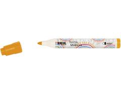 K90775 Rotulador para textil translucido naranja neon punta bala Javana tex