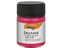 K91930 Pintura para textil fluorescente rojo Javana tex