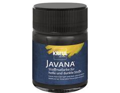 K91961 Pintura para textil opaca negro Javana tex