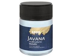 K92437 Pintura para textil efecto metalico azul artico Javana tex