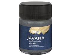 K92444 Pintura para textil efecto metalico antracita Javana tex
